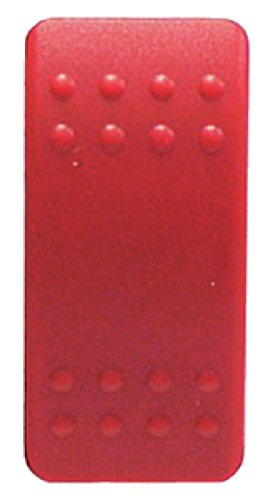 Top horn rocker switch red for 2021
