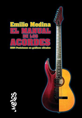 EL MANUAL DE LOS ACORDES: 1884 posiciones en gráficos cifrados (Guitarra Lecciones y aprendizaje del instrumento nº 7)