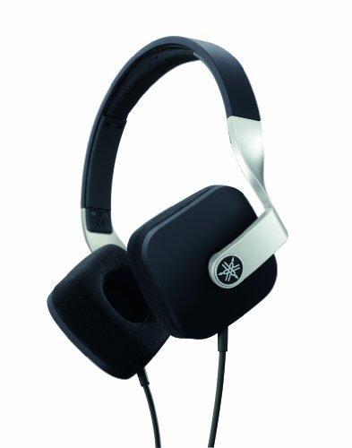 Yamaha HPH-M82 Modischer Kopfhörer mit Freisprechfunktion schwarz