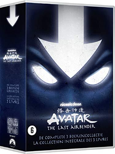 Avatar, le dernier maître de l'air - La série intégrale [DVD]