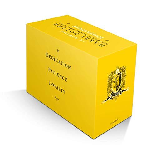 Harry-Potter-Hufflepuff-House-Editions-Hardback-Box-Set-JK-Rowling-Hardback-Box-Set