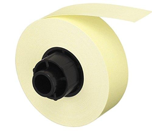 CASIO Labemo XA-9YW1 Papier-Schriftband selbsthaftend 9 mm x 5,0 m schwarz auf blass gelb