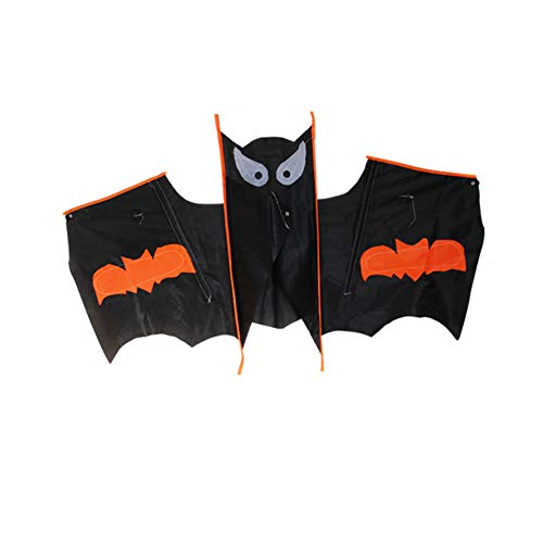 XQDSP Kite Batman for Kids and Adults - Large Size Cute Design Perfect for Outdoor Activities Built to Last,Black