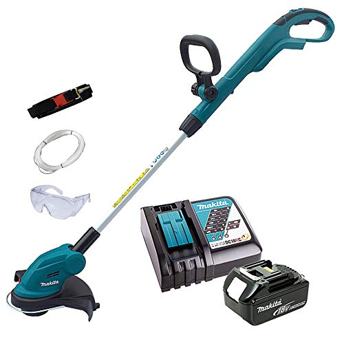 Makita DUR181 18V Grass Line Trimmer with 1 x 5Ah Battery & Charger