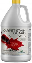 General Chemical Fabric Protectant - Stain Shield for Carpets, Rugs, Drapes, Upholstery, & More - Carpet Stain Guard 5816 - Fabric Protector Spray for Indoors and Outdoors - 1 Gallon Bottle