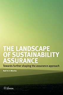 The Landscape of Sustainability Assurance: Towards further shaping the assurance approach