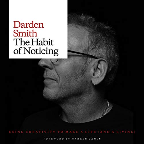 The Habit of Noticing audiobook cover art
