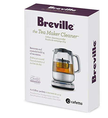 Breville BTM100 Tea Maker Cleaner Revive Organic Cleaner for Breville BTM800XL Tea Maker