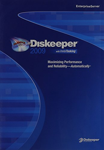 Diskeeper 2009 Enterprise Server Single License Pack - Software de reserva y recuperación (1 usuario(s), Complete Product, PC, 60 MB, Intel x86, ENG)