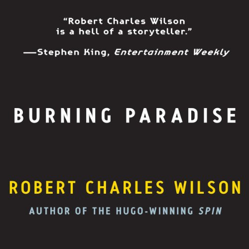 Burning Paradise cover art