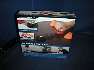 Sportcraft Hover Hockey Tabletop Air Hockey Game