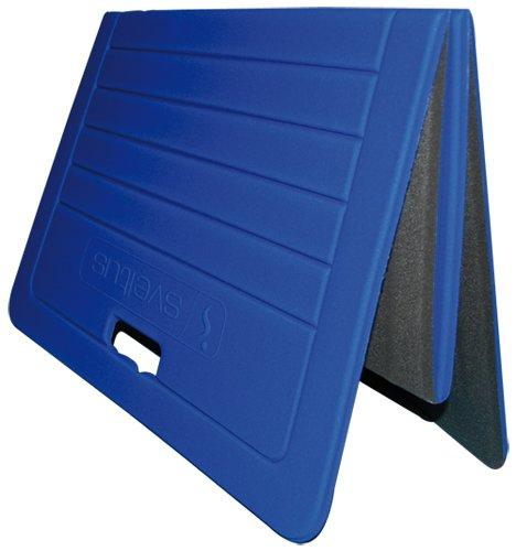 Sveltus - Colchoneta Plegable Azul Talla:140X60 cm