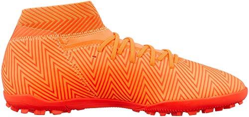adidas Herren Nemeziz Tango 18.3 TF Fußballschuhe, Orange (Mandar/Negbás/Rojsol 000), 42 EU