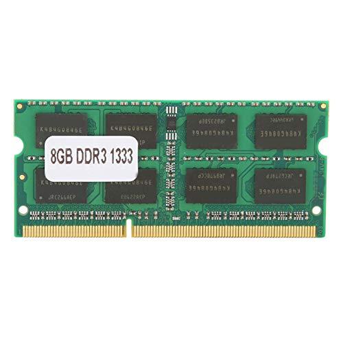 DDR3 Memory 204Pin Memory Bank Piezas de computadora PC3-10600 Módulo de Memoria para computadora portátil para /