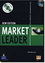 Market Leader Pre-Intermediate NE Teacher's Book and DVD