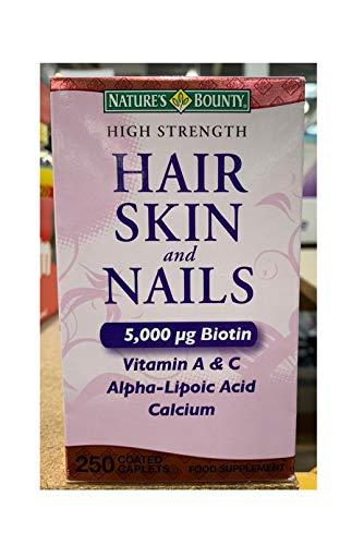 Vitaminas para el pelo Nature's Bounty Optimal Solutions