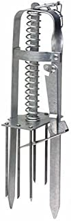 Victor 0645 Plunger Style Mole Trap Kills Quickly W/o Chemicals or Poisons