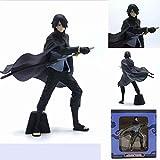 AMrjzr Naruto New Era Konoha Ninja Ichiban Apreciación Uchiha Sasuke Figura en Caja-1 Estilo-16CM...