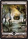 Magic The Gathering - Swamp - Full Art (240) - Zendikar
