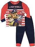 Paw Patrol - Ensemble De Pyjamas - La Pat' Patrouille - Garçon - Multicolore - 4-5 Ans