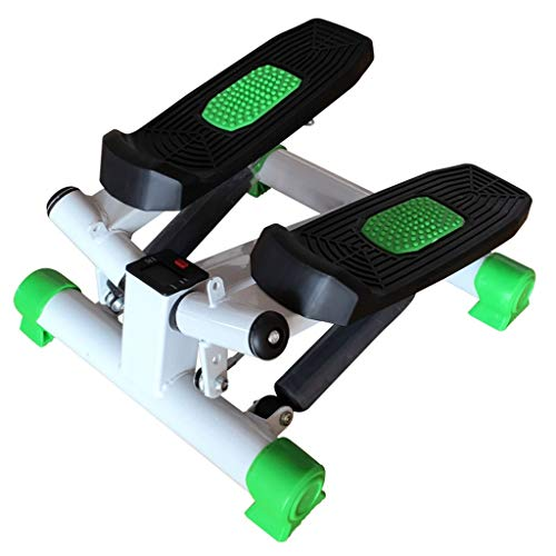 Swing Stepper Mini, Benen Arm Met Multifunctioneel Display Thuis Stepper Mute Loopband For Home Gym