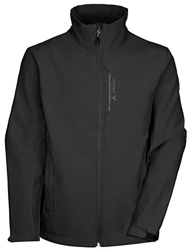 VAUDE Herren Jacke Men's Cyclone Jacket IV, Black, M, 046740105300