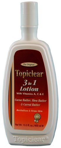 Topiclear Gold 3 in 1 Lotion 13.5oz by Topiclear