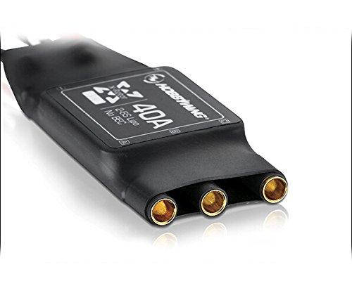 Hobbywing XRotor 40A - 40 amp Opto Multirotor ESC for 2-6S LiPo