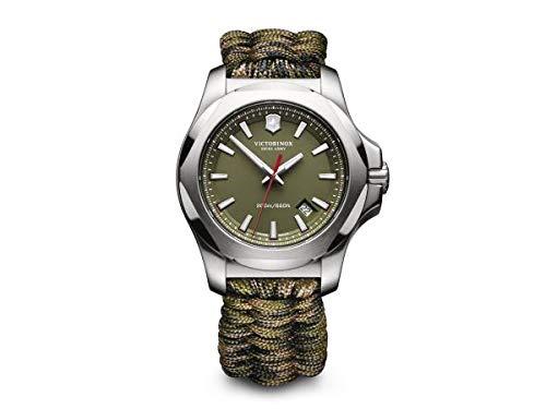 Victorinox Hombre I.N.O.X. Professional Diver - Reloj de Acero Inoxidable de Cuarzo analógico de fabricación Suiza 241727