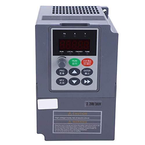 LKK-KK Alto Rendimiento VFD inversor VFD Drive, Frecuencia 2.2KW 380V Fase Tres Vector Universal inversor de accionamiento V88 M 4T 2R2GB for el Control de Velocidad del Motor