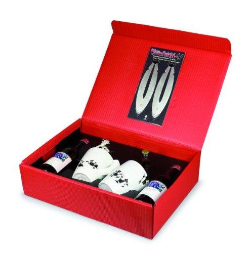 Take2 Feuerteufel Geschenkbox, Feuerzangenbowle Geschenk-Set