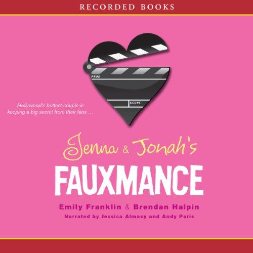 Jenna and Jonah's Fauxmance cover art