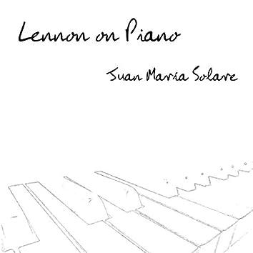 Lennon on Piano