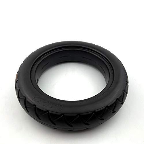 """L-faster """"Size""""8 1 / 2X 2 Solide Reifen Mijia Scooter Ersatz Reifen Xiaomi Elektroroller Ersatz Airless Reifen 8.5x2 Gummireifen Für M365 Scooter (1 tyre)"""