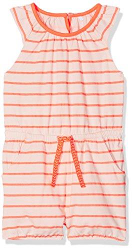 NAME IT Nitditte Capsl Shortssuit MZ Pantalones de Peto, Multicolor (Aqua Haze), 116 para Niños