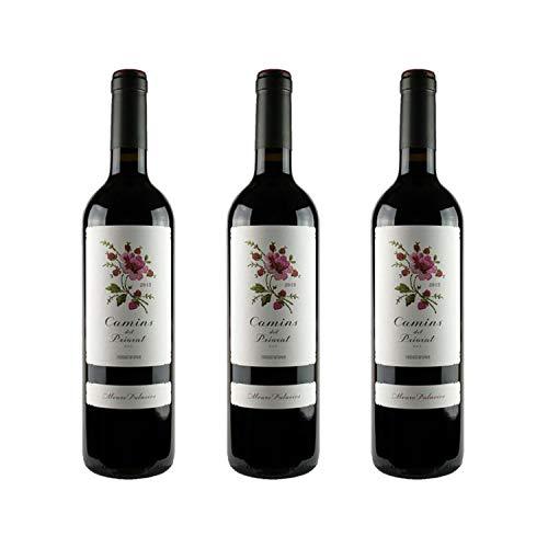 Camins Del Priorat - Rotwein - 3 Flaschen