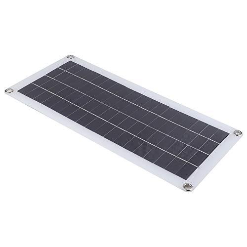 TAKE FANS Módulo fotovoltaico portátil del cargador del panel de 20W 18V para el viaje al aire libre Camping