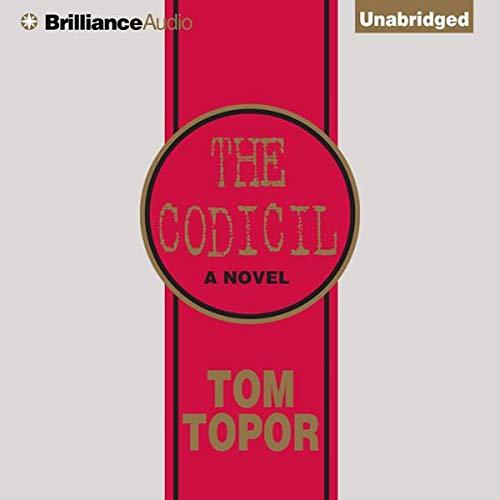 The Codicil  By  cover art