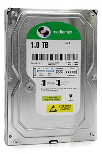 Mediamax -   interne Festplatte