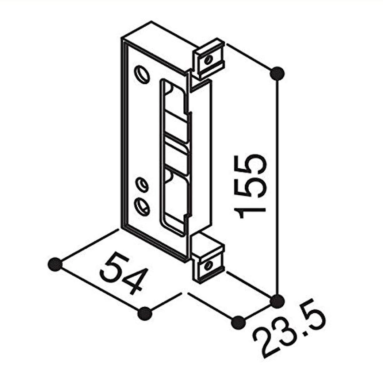 もっとポジション使い込む錠ベース(HH-K-33585) [YW]ホワイト
