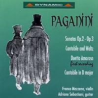 Sonatas for Violin & Guitar/Sonatas for Violin & G
