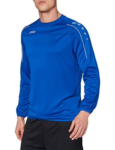 JAKO Classico Sweater Homme, Royal, XL
