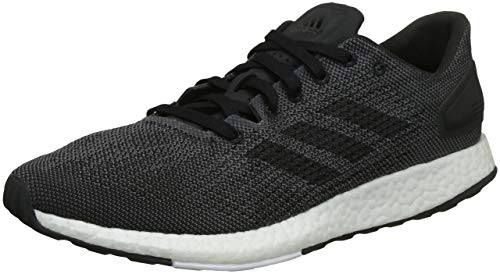Adidas Pureboost DPR, Zapatillas de Trail Running Hombre, Gris (Grpudg/Ftwbla/Negbas 000), 44 EU