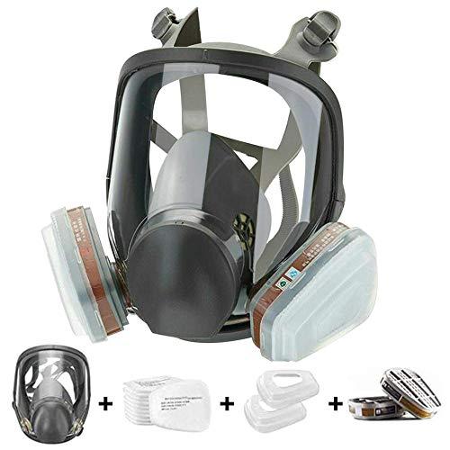 Best full face chemical respirator