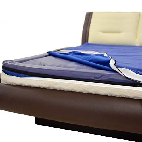 Traumreiter Zip Sicherheitswanne Softside Wasserbett mit Staubschutz Ultra SICHER & SAUBER (180 x 200)