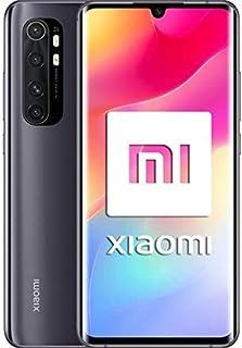 Xiaomi Mi Note 10 Lite Smartphone, Dual SIM, 128 GB, 6 GB RAM - Midnight Black