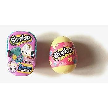 Shopkins Easter Blind Basket and Egg (2-pack | Shopkin.Toys - Image 1