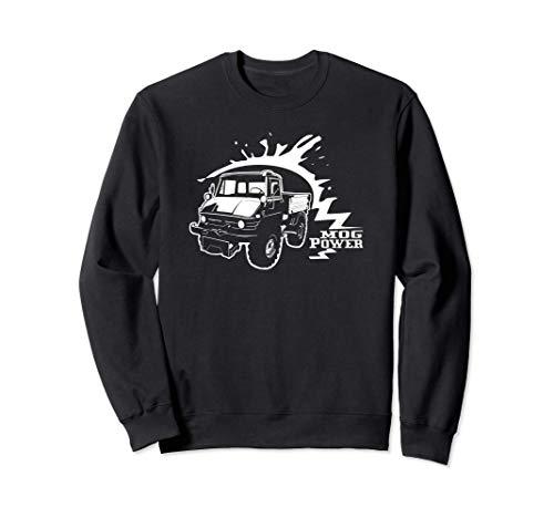 Unimog 406 Motiv Landmaschine Traktor Schlepper Trecker Farm Sweatshirt