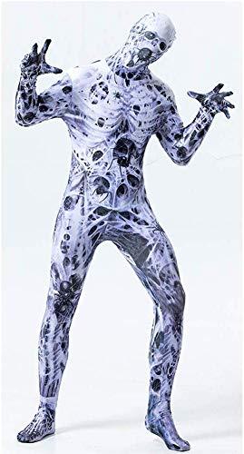 Xyfw Soie D'araignée, Costume d'halloween, Convient À Tous Les Types De Vêtements De Mascarade, Vêtements De Natation,XXL