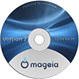 Mageia Linux 2 [32-bit version] From the Makers of Mandriva Linux